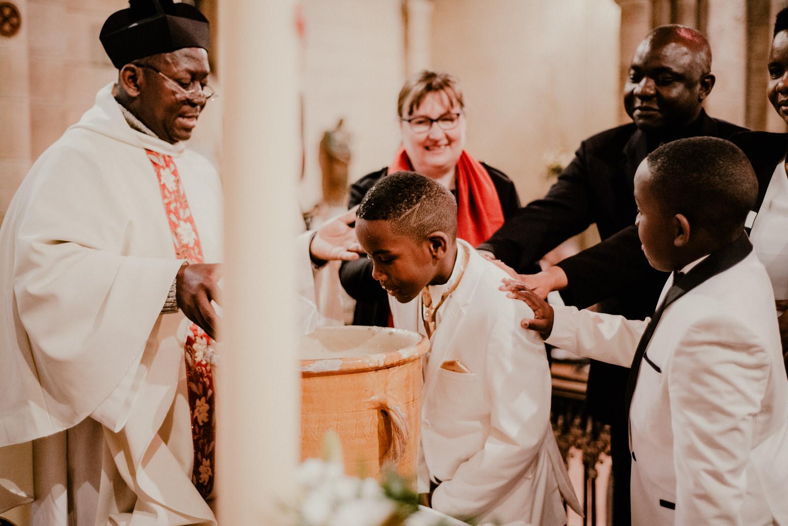 ceremonie de bapteme saint meard de gurçon