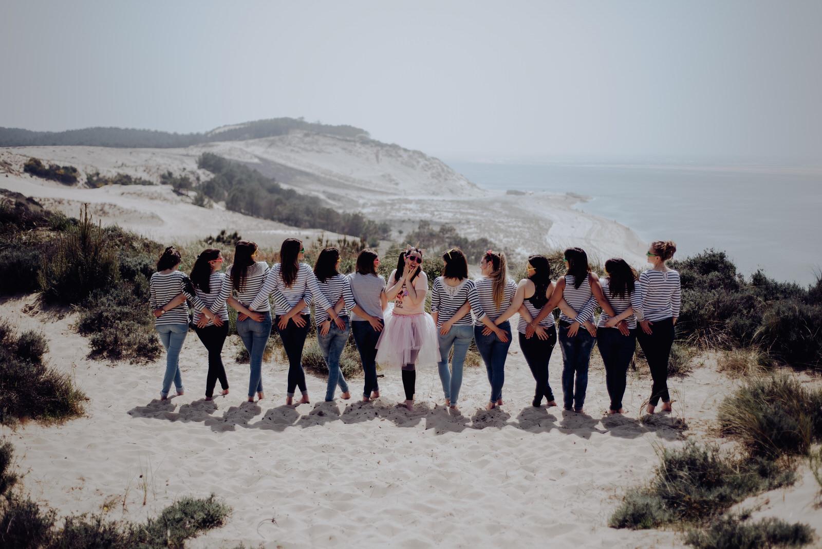 séance photo à la plage, bassin d'arcachon