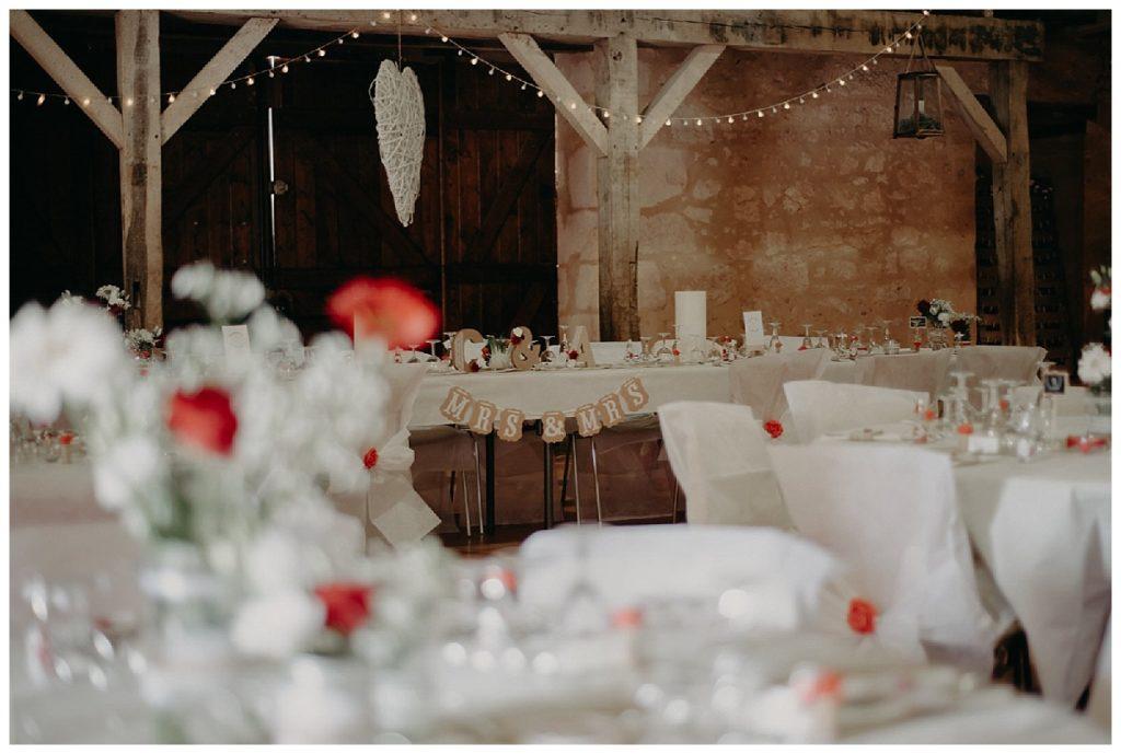 décoration mariage bordeaux, gironde