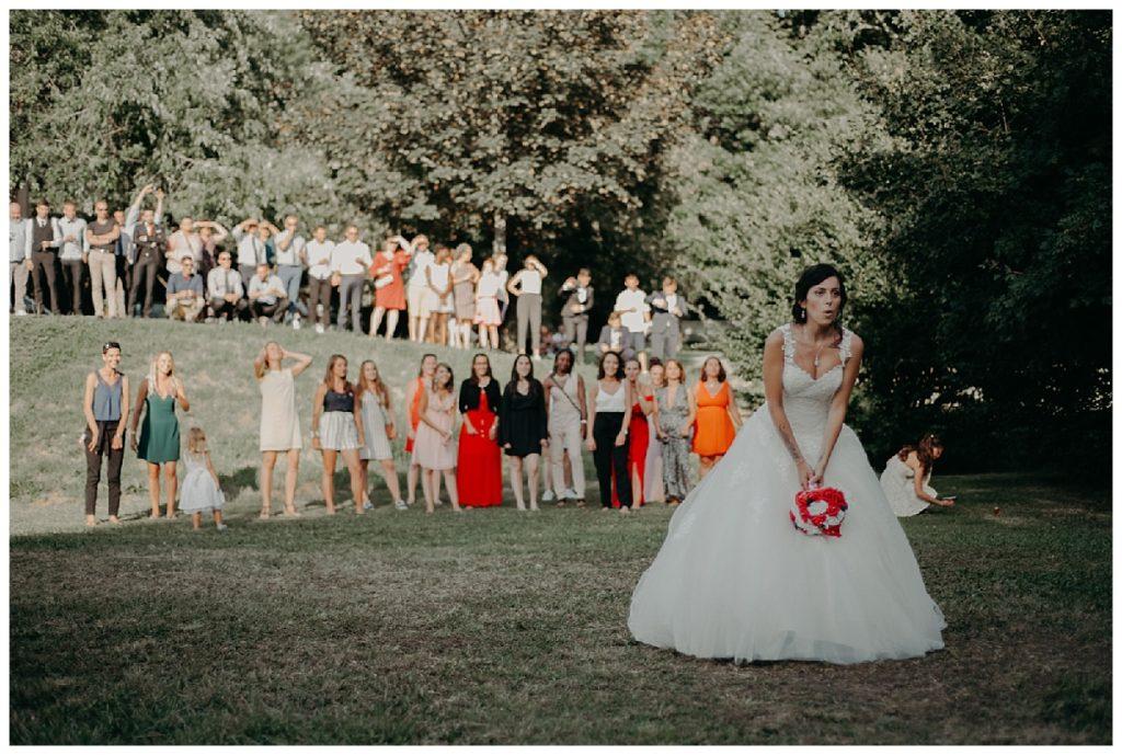 mariage dordogne, chateau lanquais, photographe de mariage