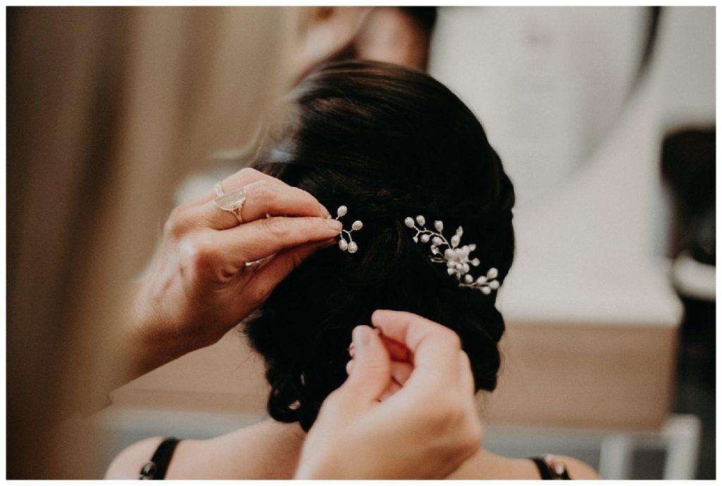 préparatifs de la mariée, coiffure mariée, photographe mariage bordeaux
