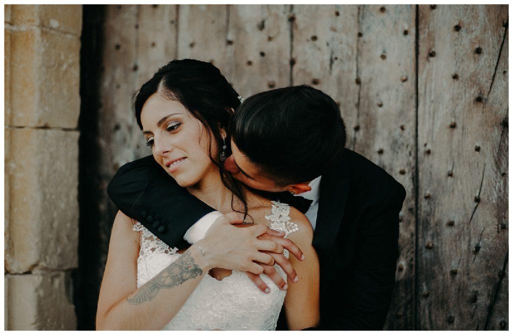mariage château lanquais, dordogne