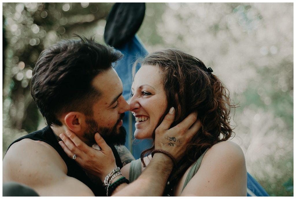 couple heureux photo
