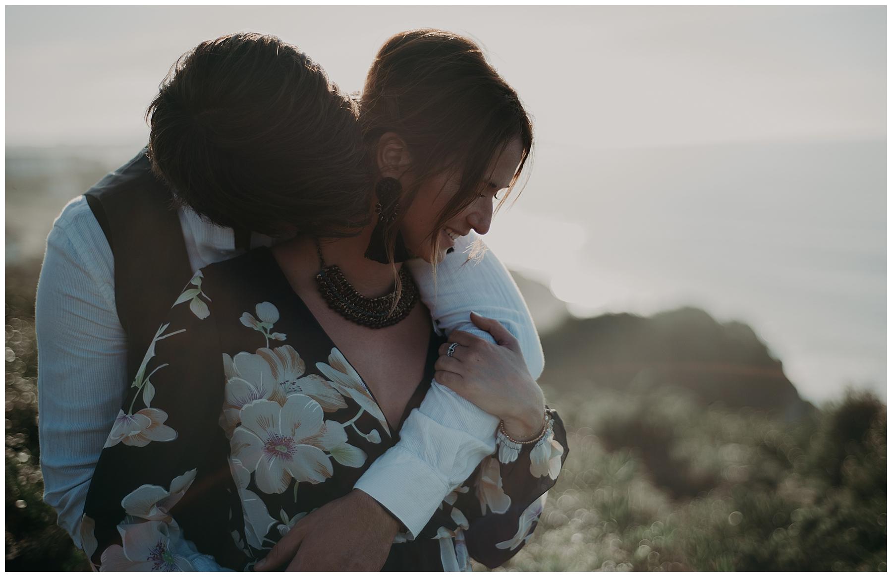 couple au pays basque, photographe mariage