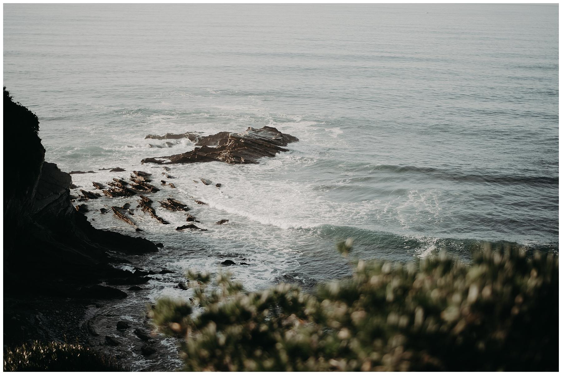 mer à saint jean de luz, photographe mariage bordeaux