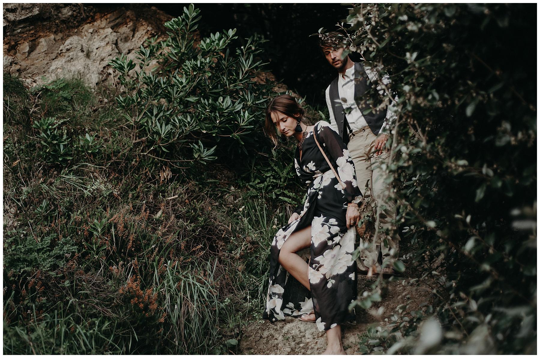 séance couple au pays basque, photographe bordeaux