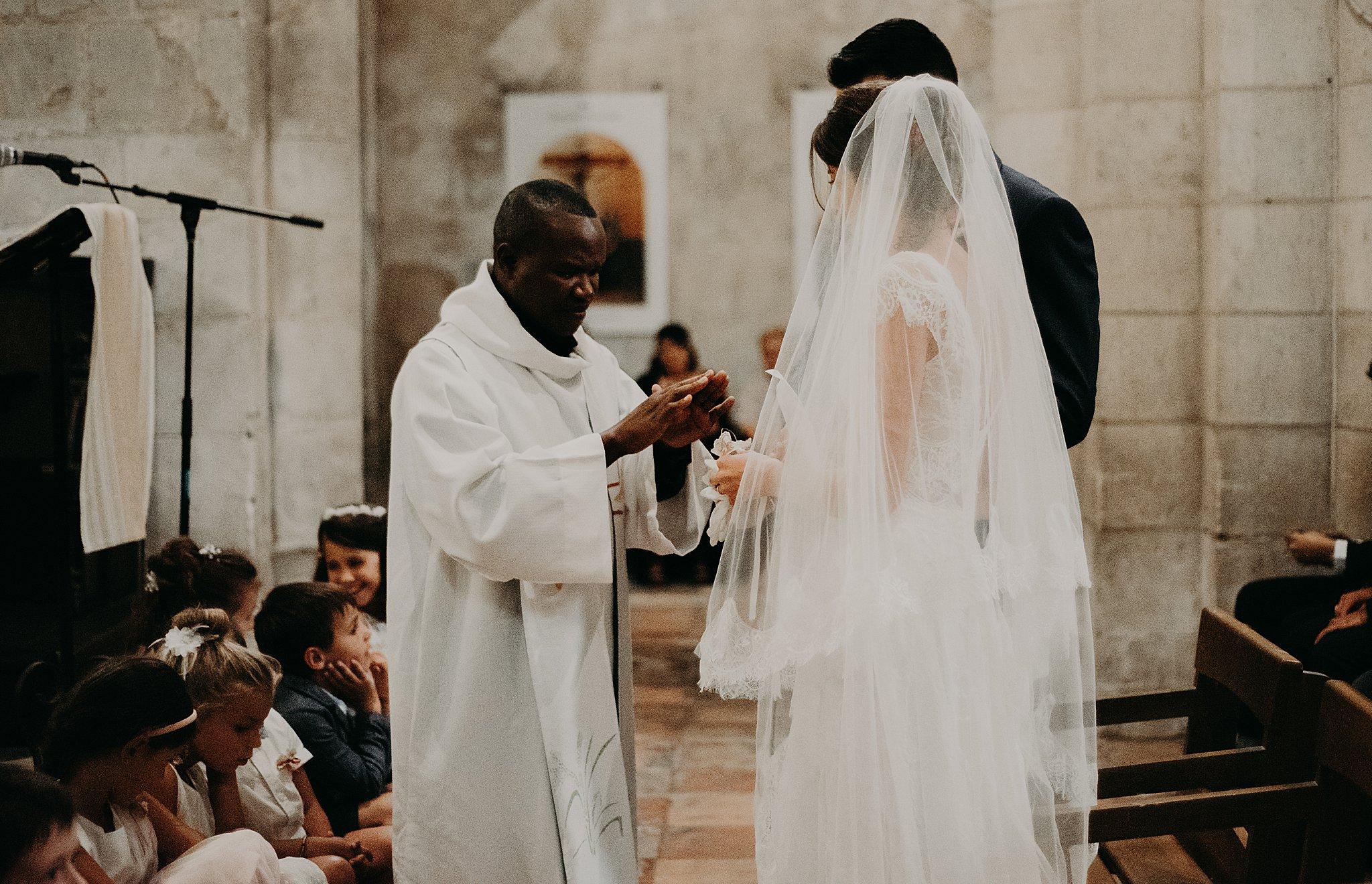 mariage bordeaux, photographe mariage Bordeaux, bénédiction mariage