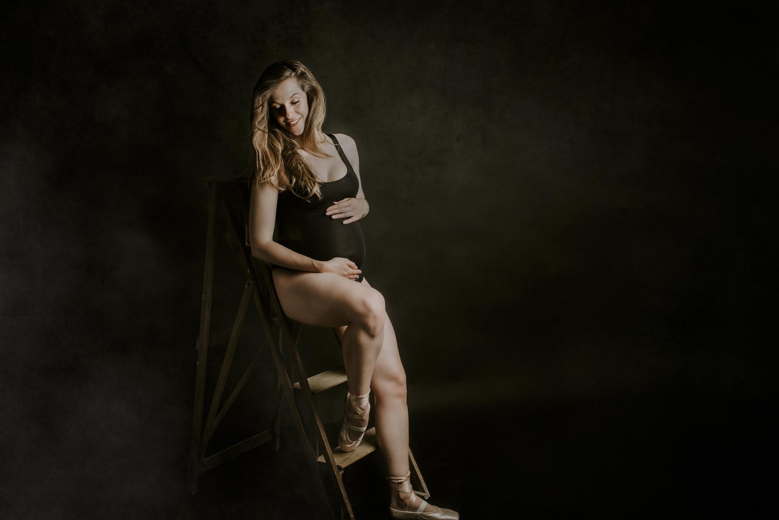 photographe studio grossesse périgueux