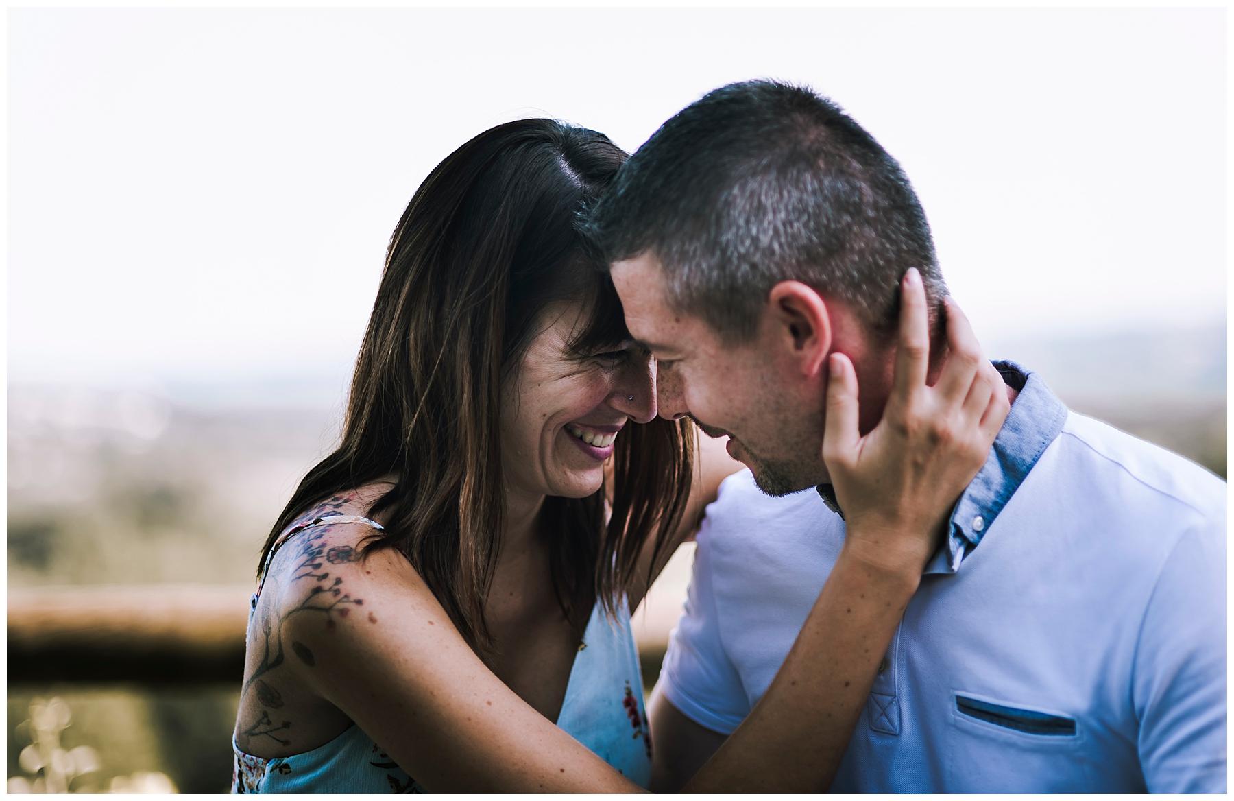 sénace couple au jardin de Limeuil, photographe mariage bordeaux