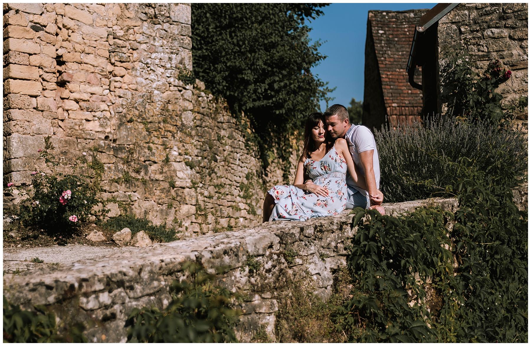photographe mariage gironde, beau village