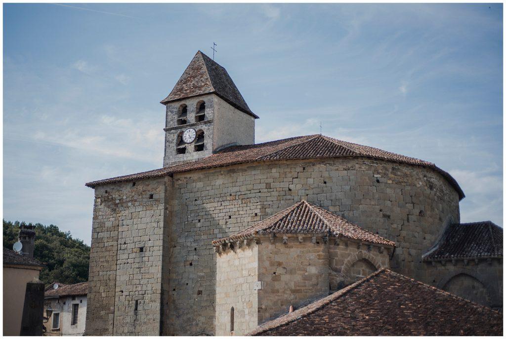 Eglise de Saint Jean de Côle, mariage dordogne