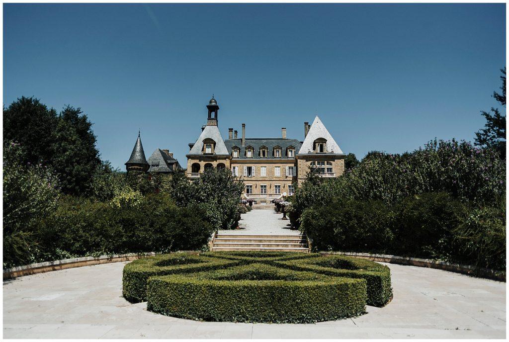 Château essendieras, mariage dordogne