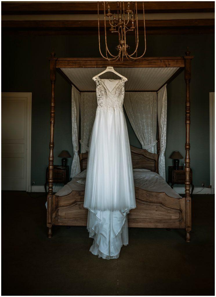 robe de mariée, mariage dordogne