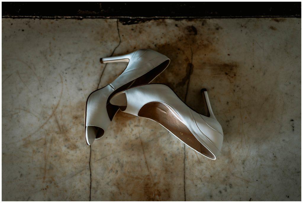 chaussures de la mariée, mariage dordogne