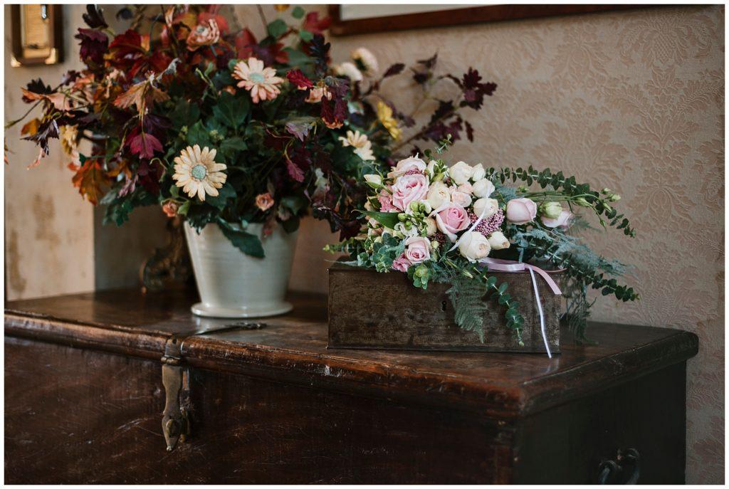 bouquet de la mariée, mariage dordogne