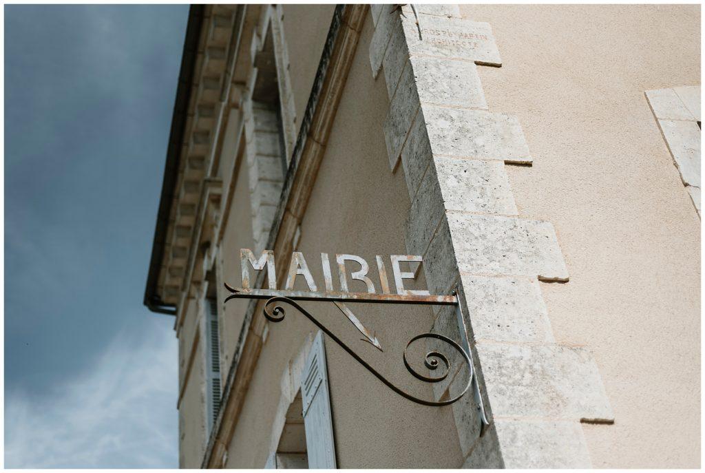 mairie de Saint Jean de Côle, mariage dordogne