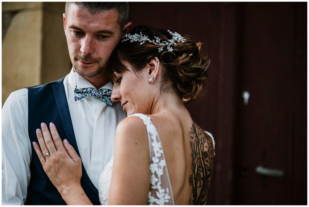 séance couple mariés, photographe mariage dordogne